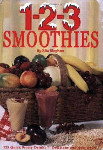 1-2-3 Smoothies by Rita Bingham