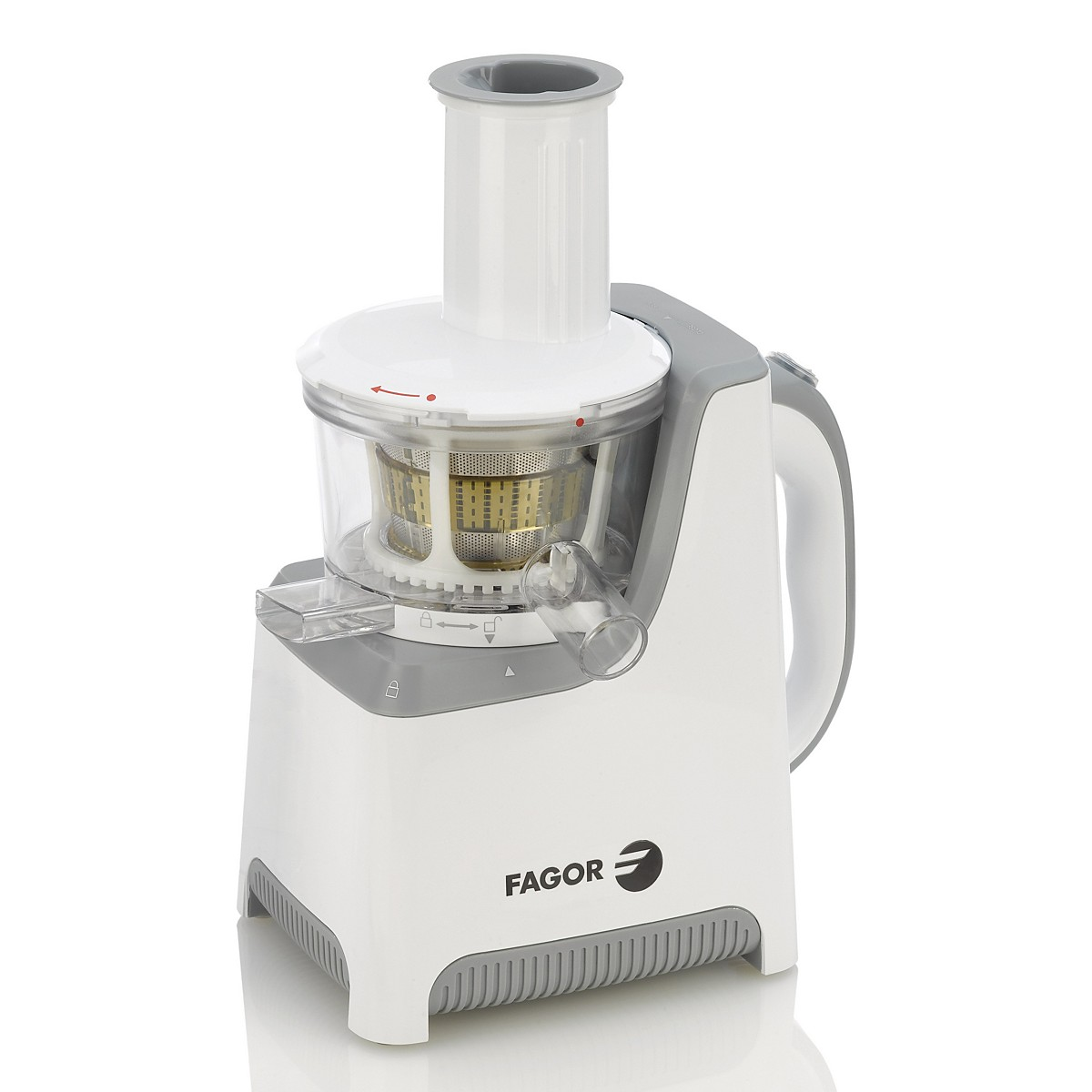 Slow Juicer Bosch Test : Fagor Slow Juicer - Spoil the Cook