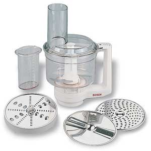 Bosch Universal Food Processor Spoil The Cook