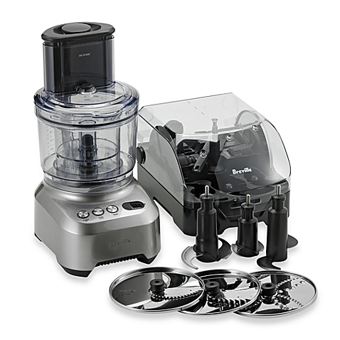 Breville Sous Chef Food Processor-Silver