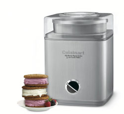 Cuisinart 2 Qt Ice Cream Maker
