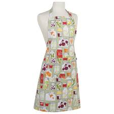 Basic Apron Keep on Canning