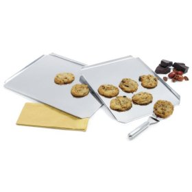 "13"" x 17"" SS Baking Sheet"