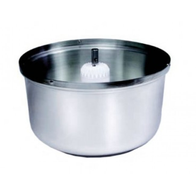 Stainless Steel Bowl For Whips Fits Bosch Universal Mixer