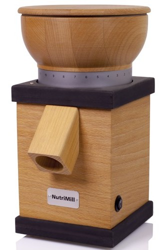 Nutrimill Harvest Grain Mill $279.