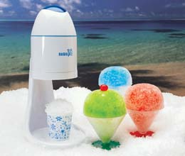 Snow Zone Electric Ice Shaver