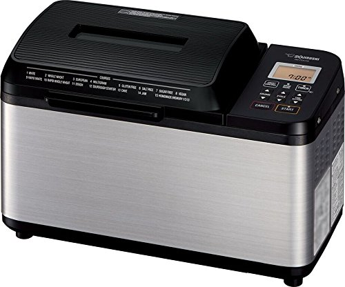 Zojirushi Virtuoso Plus Bread Machine BB-PDC20BA