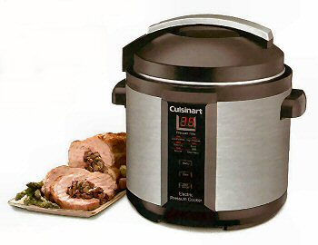 Cuisinart Electric Pressure Cooker Countertop Cooking Series