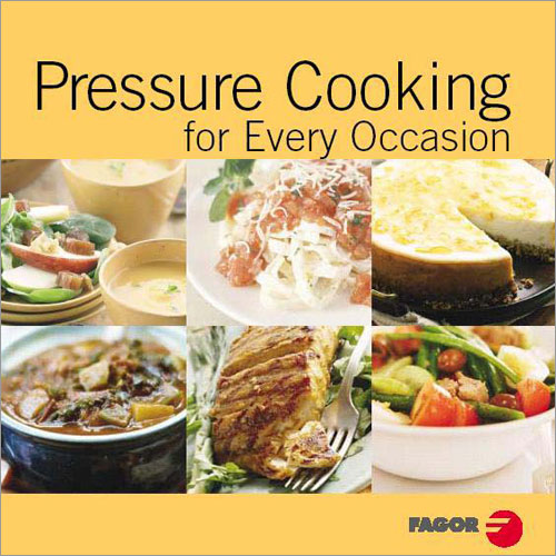 Fagor Electric Multi-Cooker, Pressure Cooking, Rice Cooking and Slow Cooking